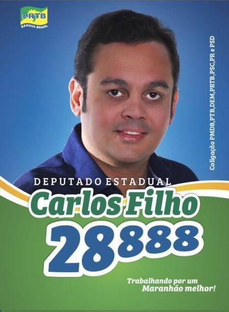 Deputado Estadual Carlos Filho - 28888