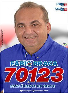 Deputado Estadual Fábio Braga - 70123