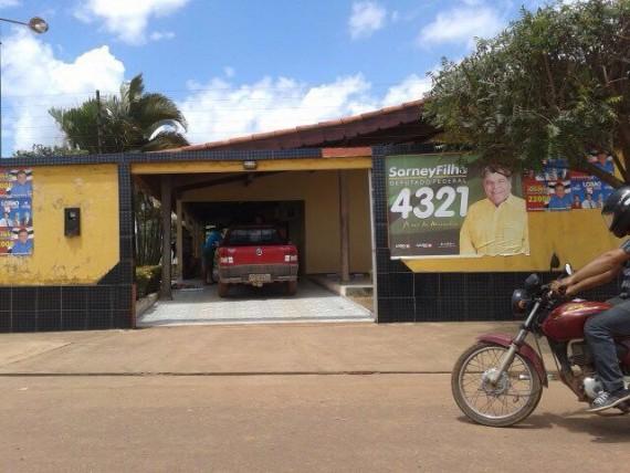 Casa do prefeito de Nova Olinda