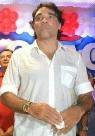Edinho Lobão, candidato do grupo Sarney.