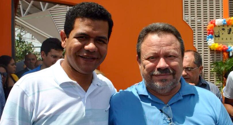 Chico Leitoa exerce forte influência na gestão do filho.
