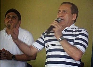 Juscelino Resende, ex-prefeito de Vitorino Freire.