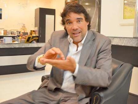 Edinho Lobão, candidato da Oligarquia Sarney.