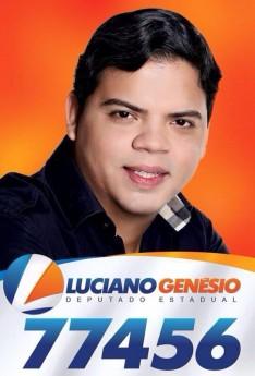 Deputado Estadual Luciano Genésio 77456