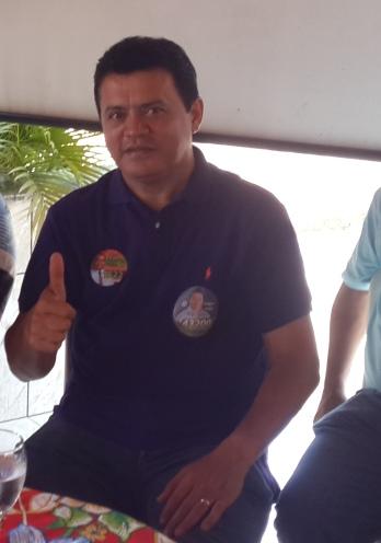 Rigo recebe apoio de milhares de eleitores em povoados de Bacabal
