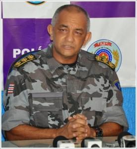 Coronel Ivaldo Barbosa da PMMA