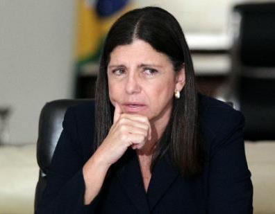 A governadora do Maranhão, Roseana Sarney (PMDB).