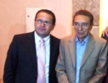 Deputado Stênio e Edison Lobão.