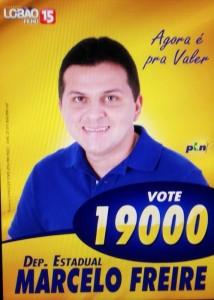 Deputado Estadual Marcelo Freire - 19000