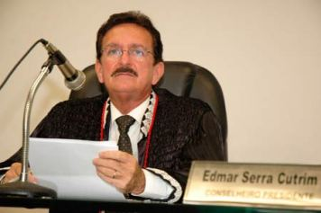 Edmar Cutrim, conselheiro do TCE.