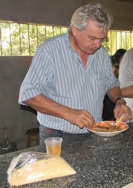 Ex-deputado Arnaldo Melo.