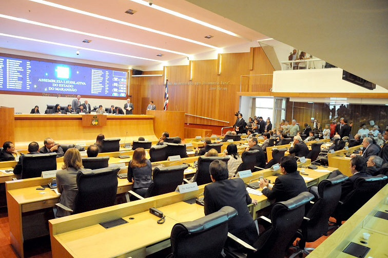 Assembleia Legislativa do Maranhão.