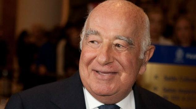 O banqueiro bilionário brasileiro Joseph Safra, é o segundo homem mais rico do Brasil
