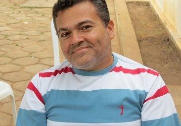 Prefeito de Balsas Rochinha.