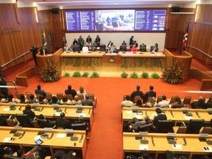 Plenário da Assembleia do Maranhão.