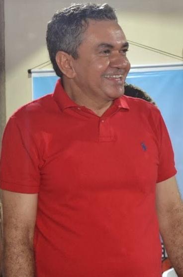 Deputado estadual Antônio Pereira.