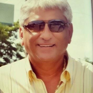 O ex-prefeito do município de Santa Luzia, Ilzemar Oliveira Dutra.