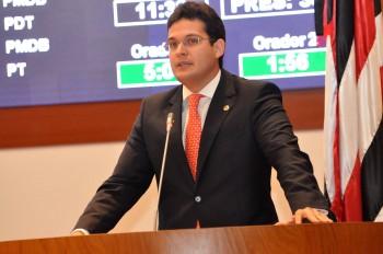 Deputado Alexandre Almeida (PTN)