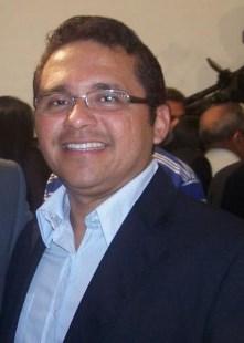Prefeito do município de Afonso Cunha, José Leane