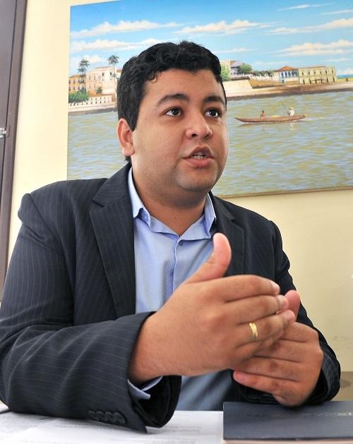 Diogo Lima, secretário de Urbanismo e Habitação.