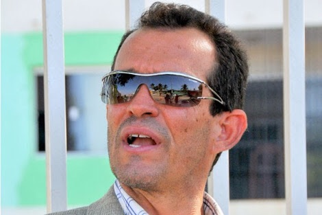 Promotor Cláudio Guimarães.