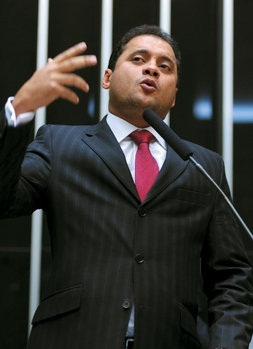 Deputado federal Weverton Rocha.