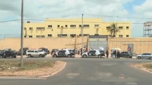 Complexo Penitenciário de Pedrinhas.