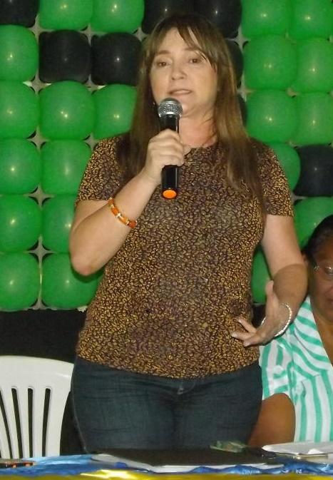 Prefeita Suely Silva.