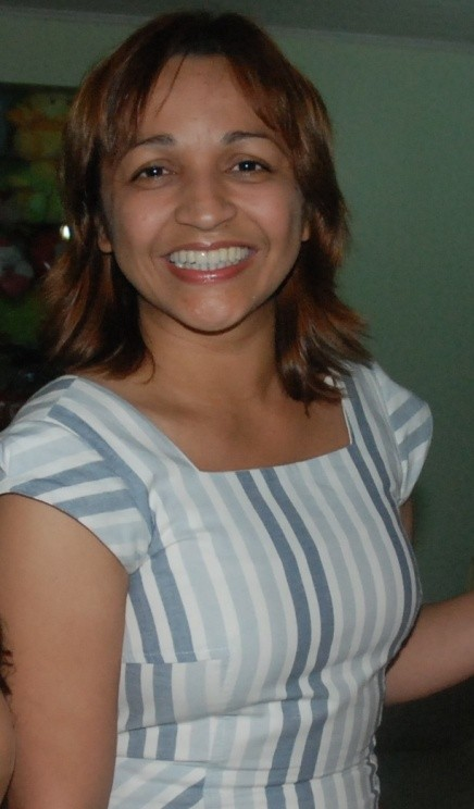 Eliziane Gama, deputada federal.