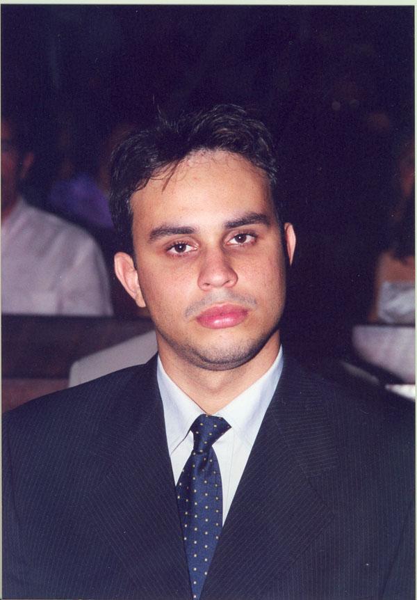 juiz da comarca de Alcântara, Márcio Aurélio Cutrim Campos.