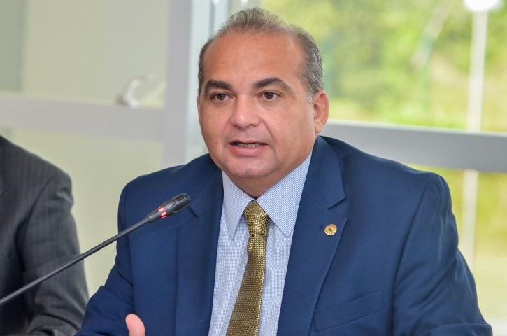 Deputado Fábio Braga (PT do B) luta pelos municípios.