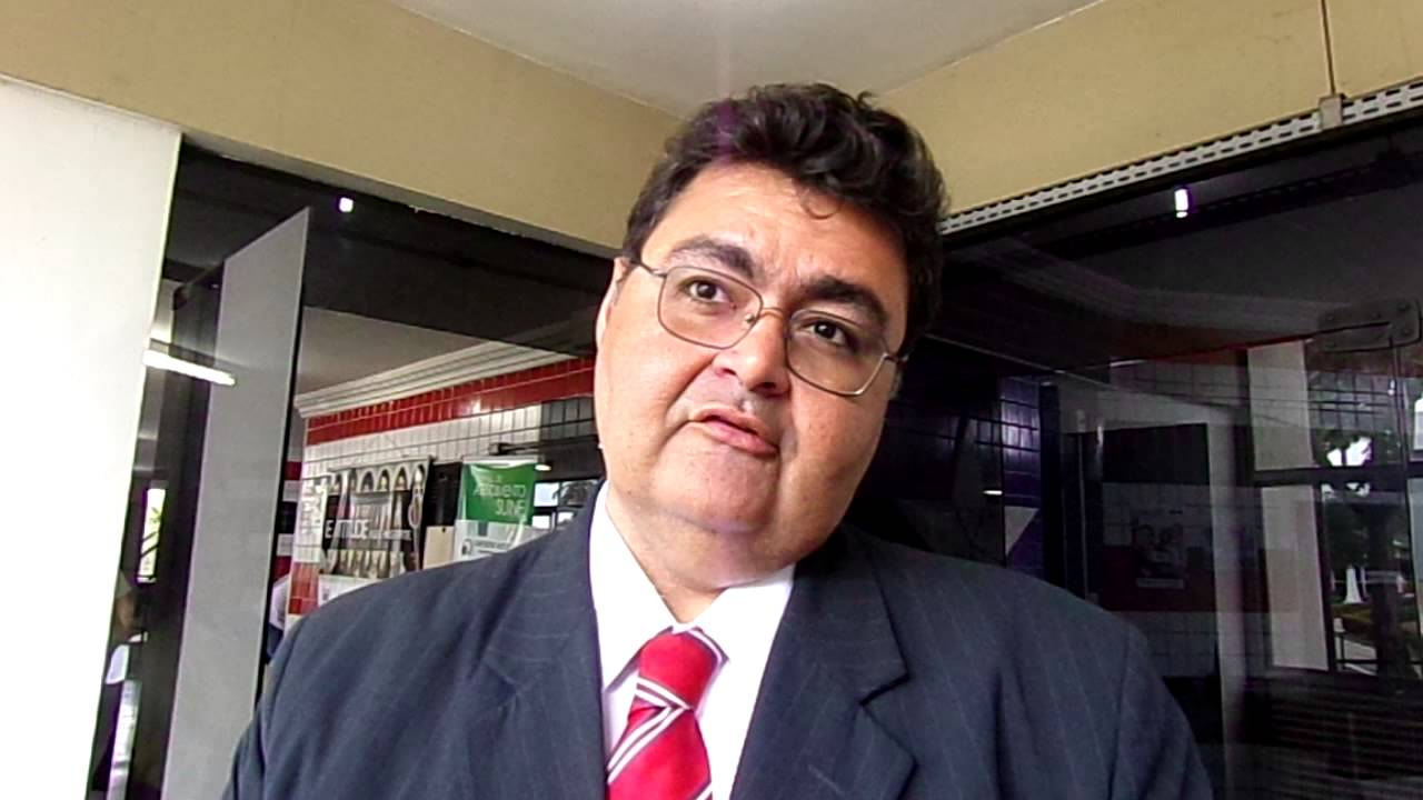 O presidente da Seccional Maranhense da Ordem dos Advogados o Brasil, Mário Macieira.
