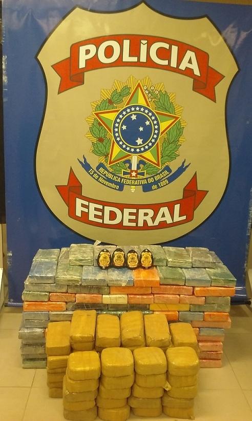 Operação da Polícia Federal.