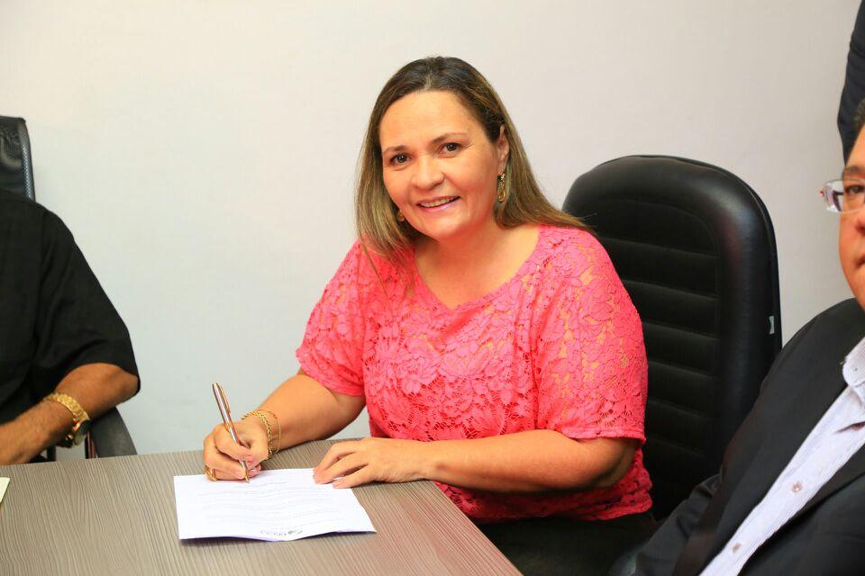 Aila Maria nova titular da pasta da Saúde de Paço do Lumiar.