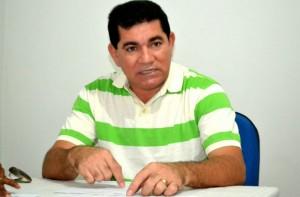 Alan Linhares, prefeito de Bacabeira