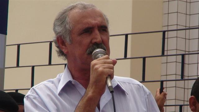 Ex-prefeito do município Buriticupu, Antonio Marcos de Oliveira.