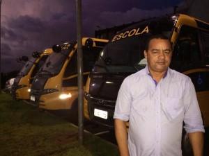 José Baldoíno da Silva Nery contunua afastado da prefeitura de Bacuri