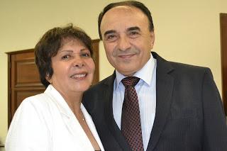 Conceição Madeira e Sebastião Madeira