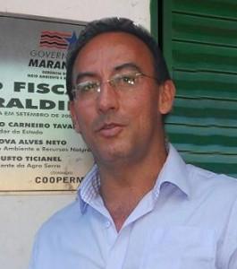 Joacy Barros - prefeito de Mirador