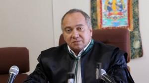 Juiz Flávio Roberto de Souza