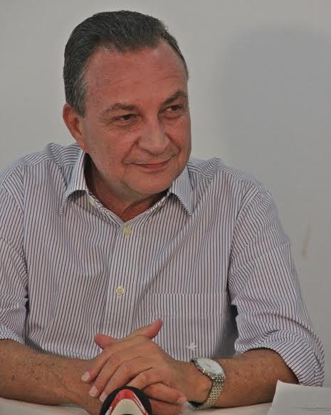Ex-prefeito de Ribamar.