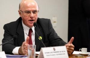 Presidente afastado da Eletronuclear, Othon da Silva