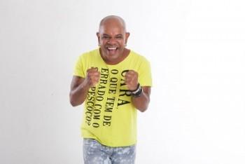 Reinaldo Nascimento, ex-vocalista do Terra Samba