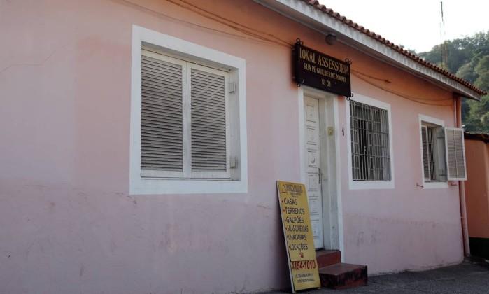 Empresas de fachada detectadas o pela Lava-Jato em Santana do Parnaíba.