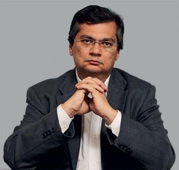 Flávio Dino, governador do Maranhão (Foto: Igo Estrela/ÉPOCA)