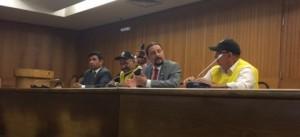 Deputado Júnior Verde em reunião com representantes da Polícia Civil