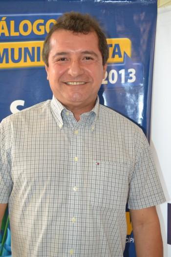 Helder Aragão retorna ao cargo