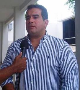Prefeito de Primeira Cruz, Sérgio Bogéa