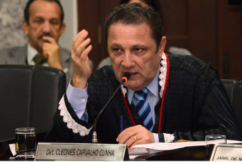 Relator do processo, desembargador Cleones Cunha