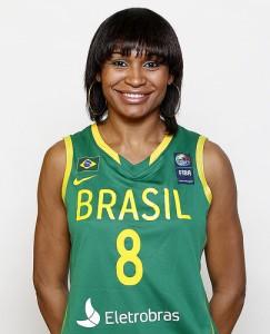 Iziane será a principal jogadora do Sampaio Corrêa na LBF